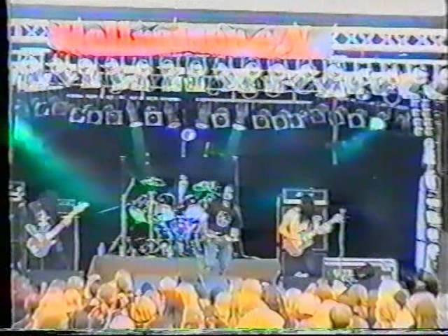 Ragnarok - Daudens Natt - Live @ Leipzig, Germany, 26.06.1998