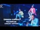 Ummon guruhi - Kechirgin | Уммон гурухи - Кечиргин (concert version)
