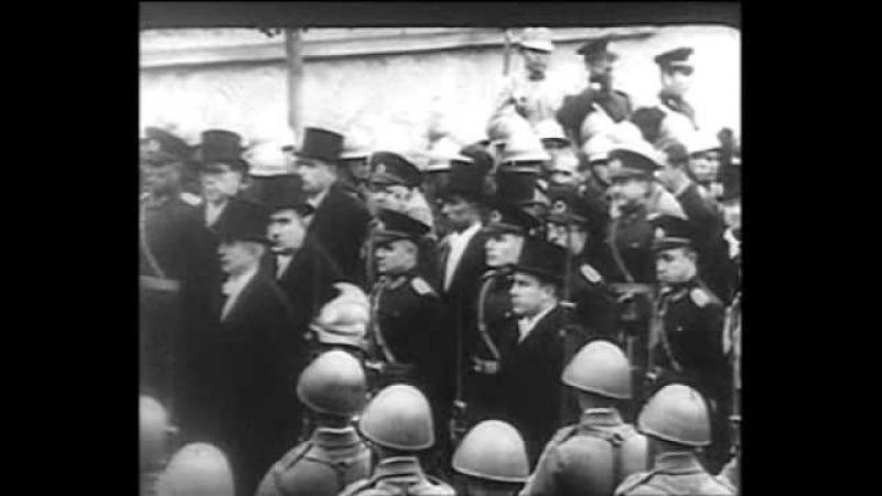 Atatürkün Cenaze Töreni Görüntüleri