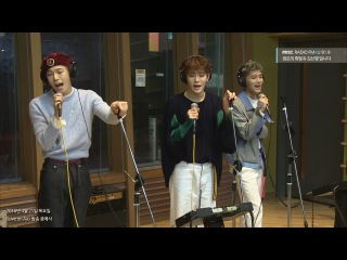 [Live on Air] NCT U - WITHOUT YOU, NCT U (도영, 재현, 태일) - WITHOUT YOU [정오의 희망곡 김신영입니다] 20160421