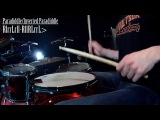 KIT - Paradiddle/Inverted Paradiddle Rudiment Combo 80bpm: Free Drum Lessons