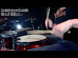 Paradiddle/Inverted Paradiddle Rudiment Combo 80bpm: Free Drum Lessons