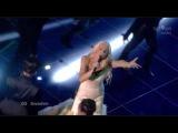 Eurovision Song Contest 2009 Semi-Final. Malena Ernman - La Voix (Sweden)