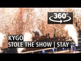 KYGO - STOLE THE SHOW STAY - 360 Angle VR - The 2015 Nobel Peace Prize Concert