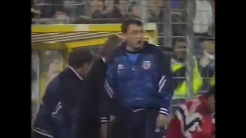 Graham Taylor England manager documentary: An impossible job (Do I not like that) English langauge