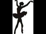 Балерина из бумаги! DIY!!! Шаблоны и идеи!!!