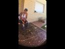 Good morning 🌅 🌟Red Bull gives you wings🌟 redbull trick summer flairbartender