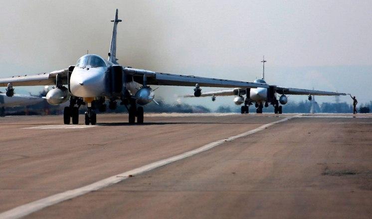 Штурман Су-24: предупреждений от Турции о нарушении воздушного пространства не было