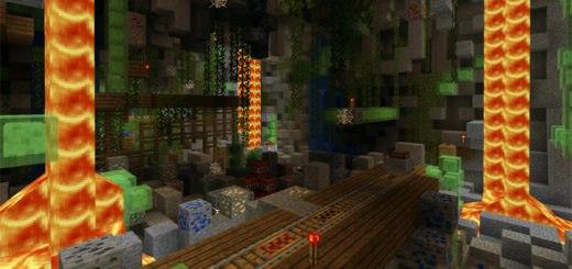 """Карта """"Тайна убийства"""" для Minecraft PE 0.14.X"""
