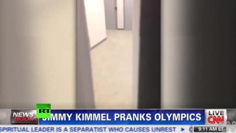 Волк из Олимпийской деревни: розыгрыш выставил американские СМИ в дурном свете