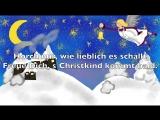 Weihnachtslieder deutsch - Leise rieselt der Schnee
