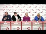 Пресс-конференция на тему_ «Что остановит обвал гривны»