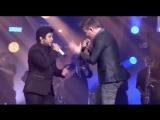 Michel Teló e Renato Vianna cantam 'My Way/A Minha Vida' na Final