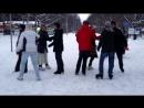 Танцы на льду. ШСТ МГУ. Кадриль Летучая мышь
