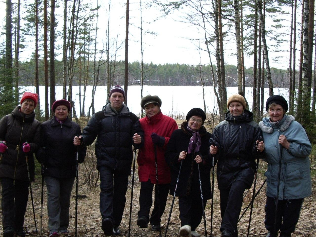 Поездка в Орехово с Союзом Пенсионеров. 19 марта 2016 года