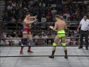 Steven Regal vs Alex Wright, WCW Monday Nitro 27.05.1996