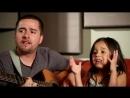 Папа и дочь поют песню Adele [720p]