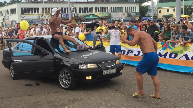 ЕММА Железногорск 2016, XlX Чемпионат России по автозвуку и тюнингу. ESQL 2