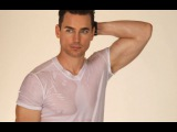 Matt Bomer Flexes His Muscles for Mens Fitness Photoshoot