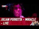 Julian Perretta - Miracle - Live - CCauet sur NRJ