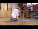 Carrie Owerko Exploring Iyengar Yoga Principles Adho Mukha Svanasana