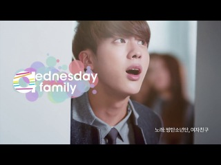 [ENG SUB] BTS X GFRIEND Family song MV