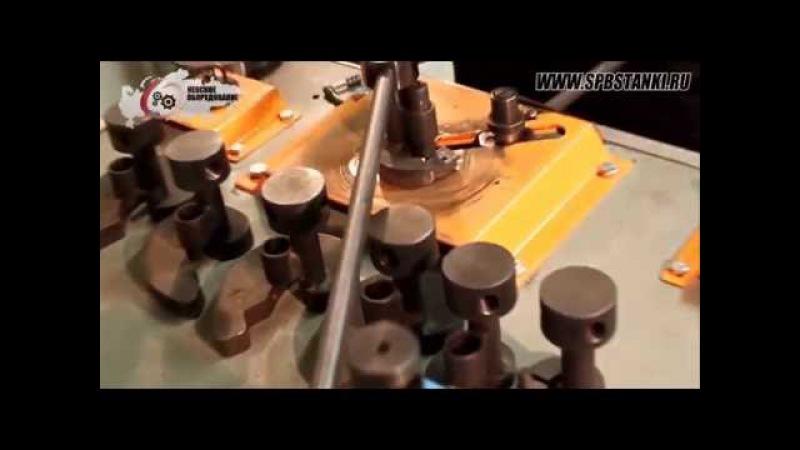 Холодная ковка: завитки и волюты. Инструмент Blacksmith M3-V1, M3-V9