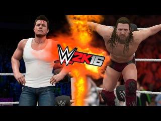 Моя карьера в WWE 2K16 Прохождение - АМЕРИКАНСКИЙ ДРАКОН (Часть 60)
