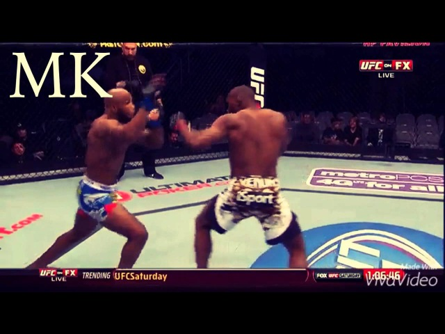 |by MK| Yoel Romero vs. Clifford Starks