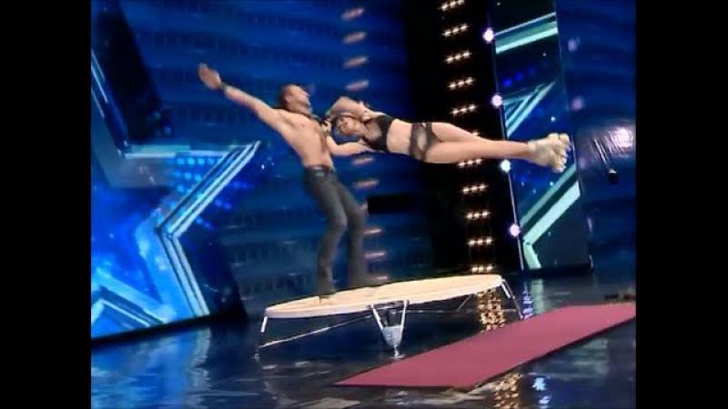 Шоу талантов в Грузии безумный танец на роликах » Freewka.com - Смотреть онлайн в хорощем качестве