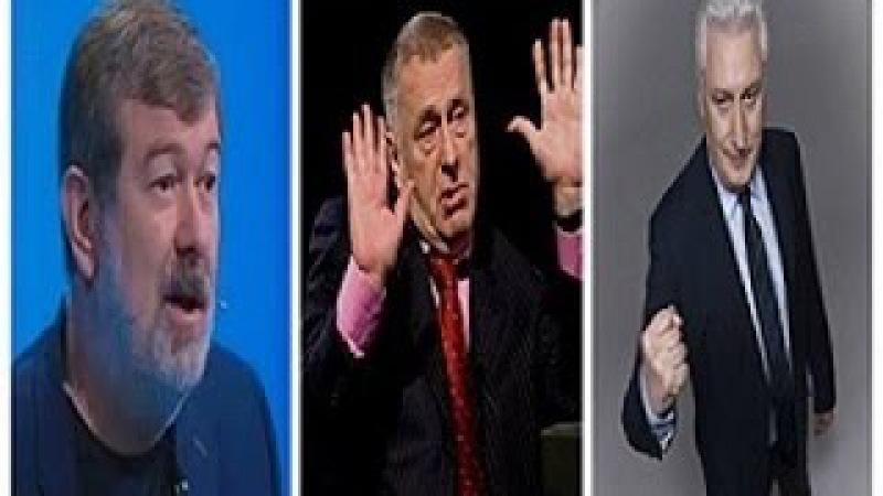 Перископ Мальцева Дебаты на ТВЦ ТОЛЬКО ЗВУК (08 09 2016)