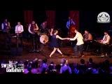 The Swing Godfathers Vincenzo Fesi &amp Pamela Gaizutyte with The Hot Sugar Band