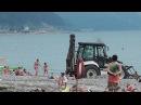 Это Россия Детка Лето Сочи пляж и вдруг