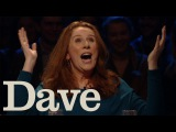 How Catherine Tates Nan Got Her Voice  Alan Davies As Yet Untitled  Dave