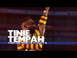 Tinie Tempah - 'Turn The Music Louder' (Live At The Summertime Ball