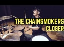 The Chainsmokers Closer T Mass Remix Matt McGuire Drum Cover