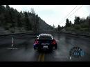 Прогулка в дождливую погоду на Nissan GT-R в Need For Speed.Hot Pursuit.Limited Edition