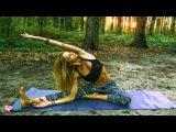 Йога для сна ♥ Легкая вечерняя йога   5-минутное чудо.  Yoga For Sleep ♥ Easy Bedtime Yoga   5 Minute Miracle