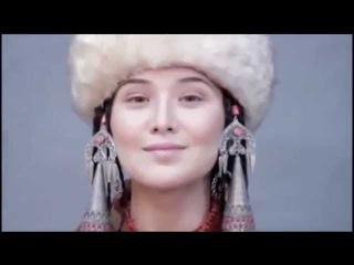 100 Years of Beauty- Turkic women (Kazak Kyrgyz Nogay Tatar Bashkort Yakut Tuva Karakalpak Altay)