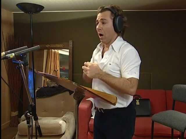 Roberto Alagna - Quand On Est Deux Amis (Avec Elie Semoun)