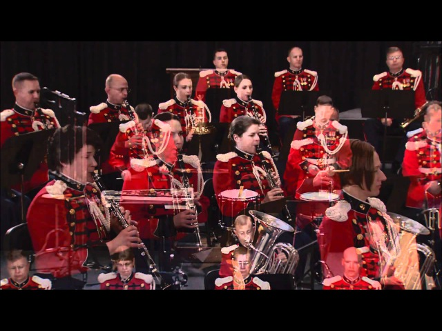 SOUSA The Stars and Stripes Forever - The President's Own U.S. Marine Band