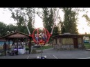 Экстремальный аттракцион Катапульта в парке Горького (Харьков)