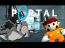 Portal M4R10 - If Mario was in...Portal