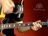 Blues Guitar Lesson - Stormy 1 - Larry Carlton