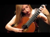 Prelude No 1 by Heitor Villa-Lobos - Music Only - Irene Gomez  Strings By Mail Sponsored Artist