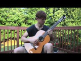 Sungmin Lee: Heitor Villa-Lobos - 'Etude No. 1' - Classical Guitar