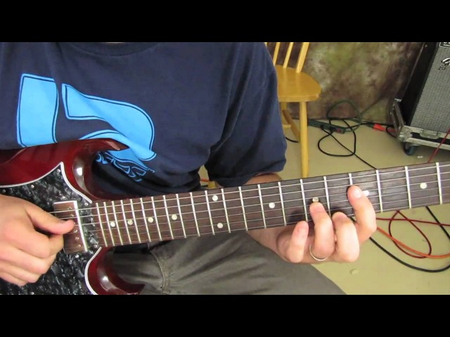 How to play - Money For Nothing - Dire Straits - Mark Knopfler