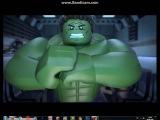 Лего Марвел Эра Альтрона мультик Часть 2