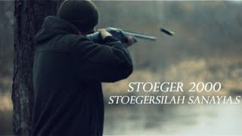 Stoeger 2000, проверка работы автоматики.
