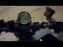 Yamaha V Max - отправка, в последний путь.